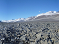 the Onyx River, the longest in Antarctica. G Rue
