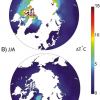 Ice-free Arctic Ocean may have amped up temperatures during the Pliocene