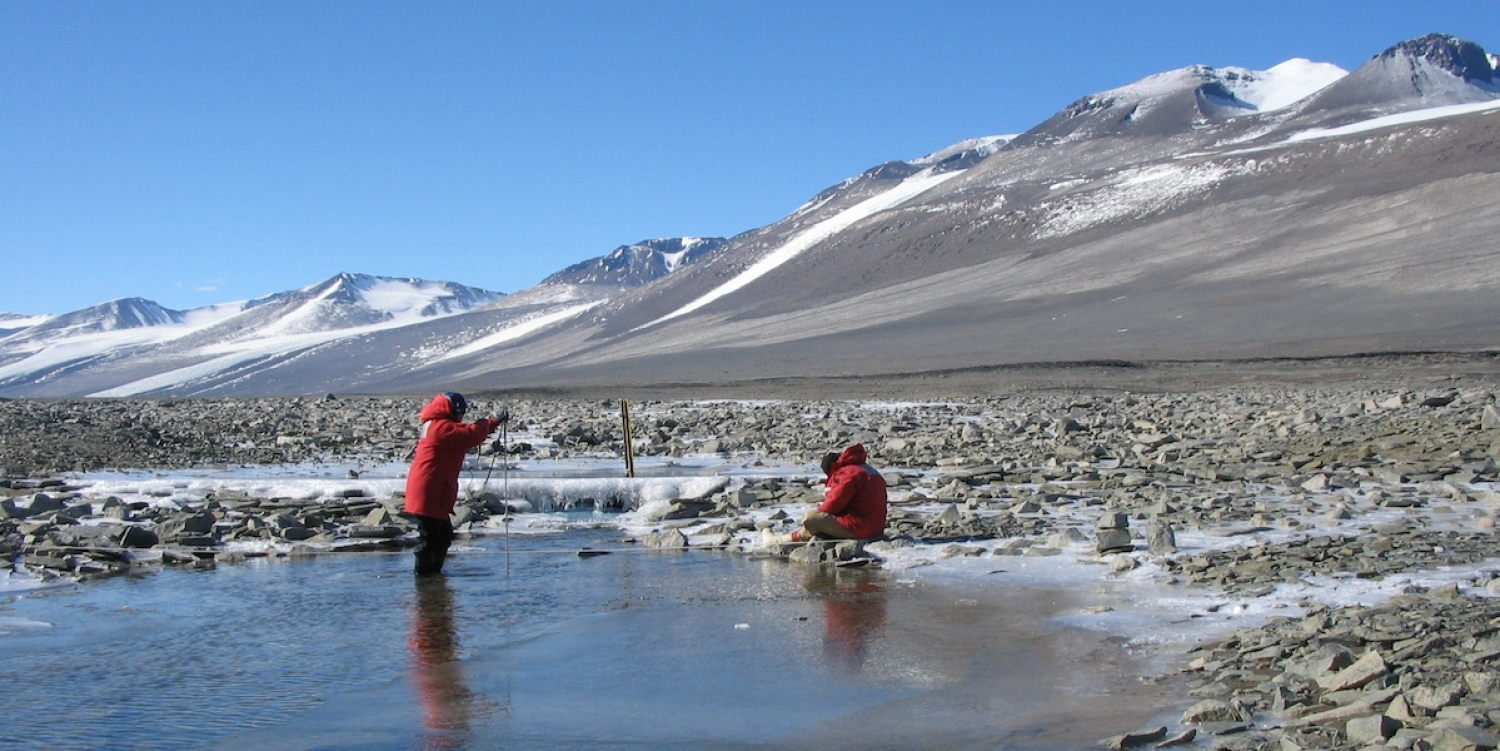 McMurdo Dry Valleys Long-Term Ecological Research