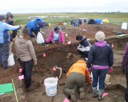 Cape Espenberg: Early Inupiat settlement on the northern Seward Peninsula (Alaska)