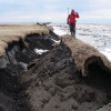 Portions of Arctic coastline eroding, no end in sight