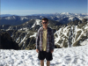Summit of the Mount of the Holy Cross (14,009')